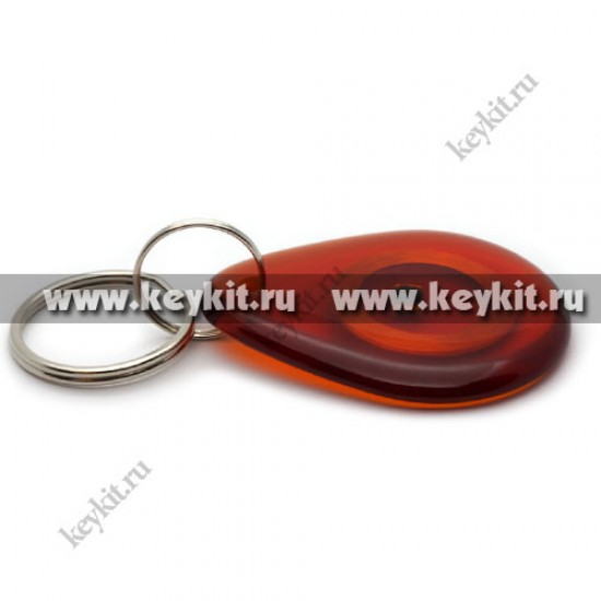 Брелок - заготовка слеза (чип H5.5) антифильтр