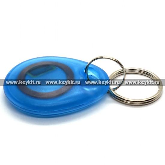 Брелок - заготовка прозрачный (чип H2)
