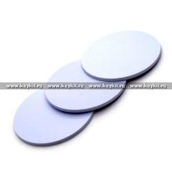Брелок - заготовка диск 25 мм