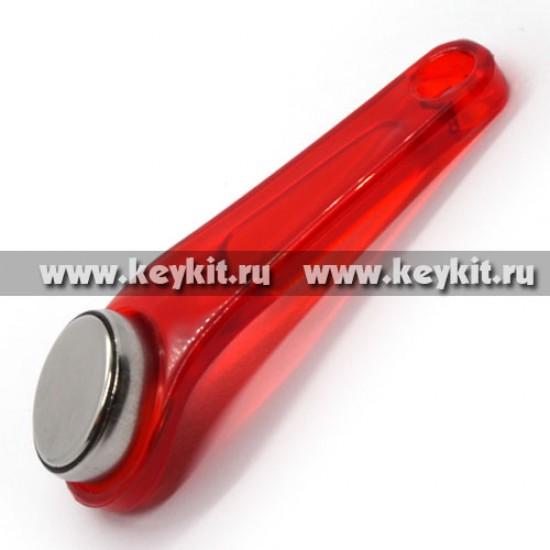 Ключ - заготовка RW1990 прозрачный