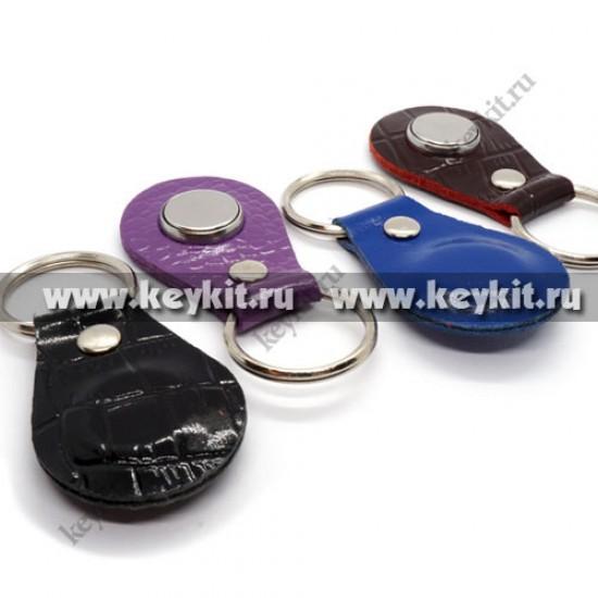 Ключ - заготовка TM 08v2 кожа